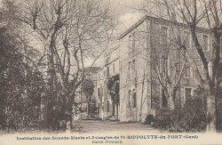 Institution des Sourds-Muets et Aveugles de Saint-Hippolyte-du-Fort (Gard)