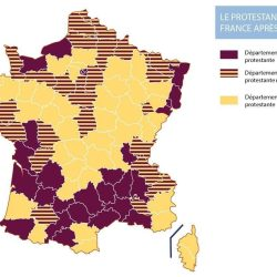 Le protestantisme en France après 1815