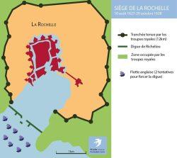 Siège de la Rochelle (août 1627-octobre 1628)