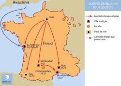 Guerres de religion sous Louis XIII