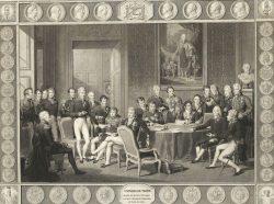 Le Congrès de Vienne (novembre 1814-juin 1815)