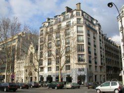 Immeuble de la Fondation Bersier à Paris