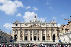 Basilique Saint-Pierre à Rome (Italie)