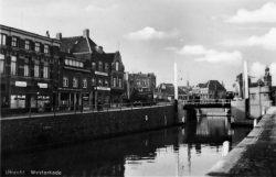 La ville d'Utrecht en 1938 - Pays-Bas