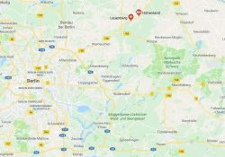 Point situation de Leuenberg - Allemagne