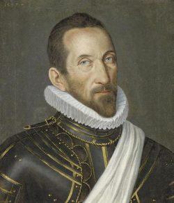 François de Bonne de Lesdiguières, 1597