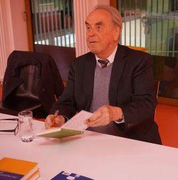 Jürgen Moltmann (Stuttgart mars 2016)