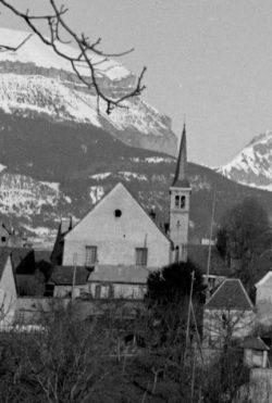 Temple de Mens, Isère