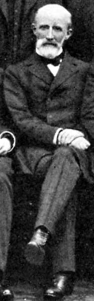 Edouard Gruner (1849-1933) - 1er président de la Fédération protestante de France