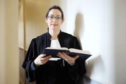 Emmanuelle Seyboldt - 1ère femme élue présidente du Conseil national de l'Église protestante unie de France