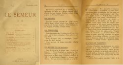 Le Semeur - extrait (1918)