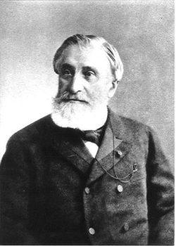 Gustave Moynier (1826-1910)