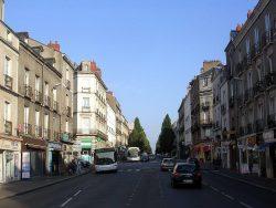 La rue Paul Bellamy