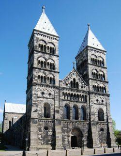 Cathédrale de Lund (Suède 2007)