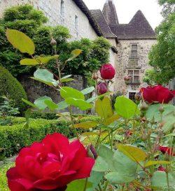 Musée Jeanne d'Albret - Vue des jardins