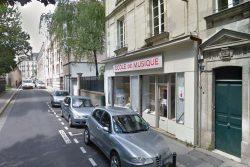 La rue Harouys