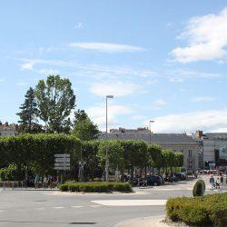 <i>Place de la Petite-Hollande, Nantes</i>