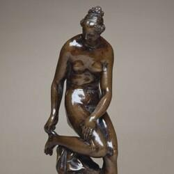 346px-Barthélemy_Prieur_-_Woman_Bathing_-_Walters_54718_-_Profile