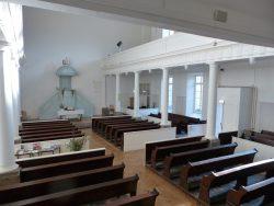 L'église du Bouclier