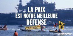 Pour un monde plus sûr sans arme nucléaire (1991)