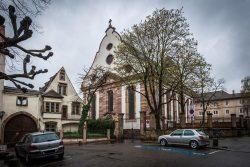L'église Sainte-Aurélie