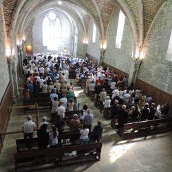 <i>Culte au temple du Saint-Esprit à Besançon</i>
