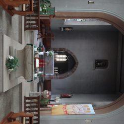 <i>Église luthérienne de Dettwiller – le chœur </i>