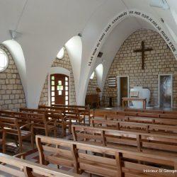 <i>Intérieur du temple de St Georges-de-Didonne</i>