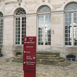 <i>Mairie de Remiremont</i>