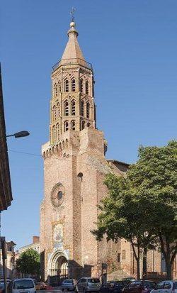 L'église Saint-Jacques - Montauban