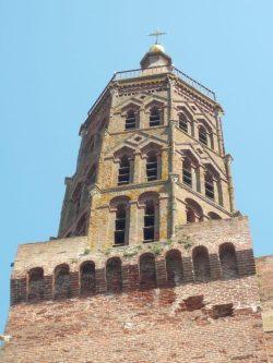 Montauban - Église Saint-Jacques (avec la trace des boulets du siège de 1621)