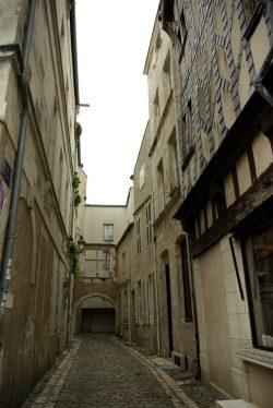 Vue de l'Impasse Tout-y-Faut - La Rochelle