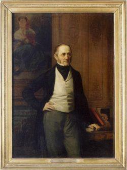 Baron Jean-Henri Hottinguer (1803-1866)