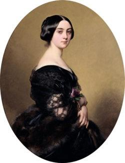 Baronne Jean-Henri Hottinguer, née Caroline Delessert