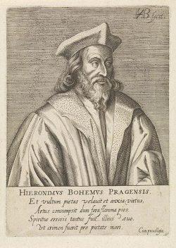 Jérôme de Prague (vers 1379-1416)