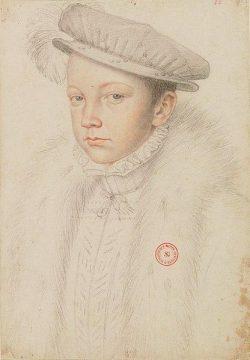 François II de France (1544-1560)